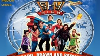 Sky High Official Trailer (2005)