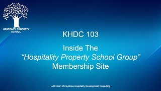 A Hospitality Property School Group Membership Site Tour | Ep. #103