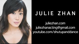 Crazy Rich Asians Audition Julie Zhan #CrazyRichAsiansCasting
