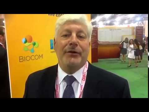 Biocom's Joe Panetta at BIO 2015 convention in Philadelphia