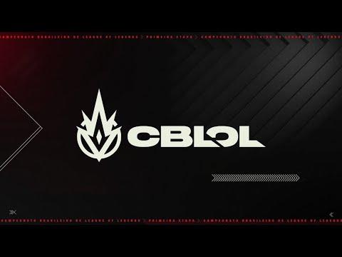 Stream: LoL eSports BR - CBLOL 2021: 1ª Etapa - Fase de Pontos - Md1