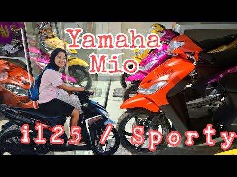 Yamaha Mio i 125 / Mio Sporty Essentials