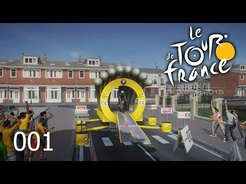 Tour de France 2015 [PS4] #001 - Start der Tour 2015 (1. und 2. Etappe) [deutsch] [HD+] - Let's Play