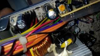 ⚡Ta'mirlash ATX PSU DEPO-300PNR (emas, balki faqat kompyuter frazeologik bo'yicha)