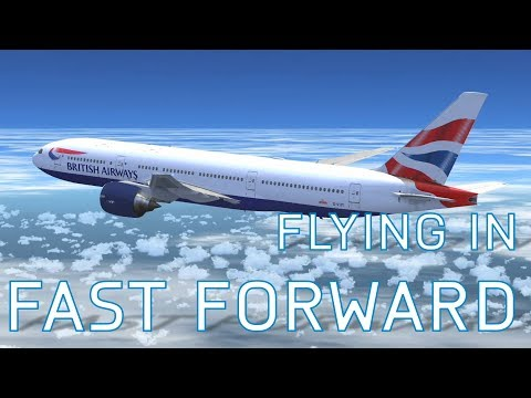 FSX Attempting Around the World | Where Will We Crash?