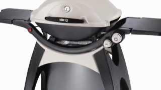 Weber Q 320 Portable Liquid-propane Gas Grill