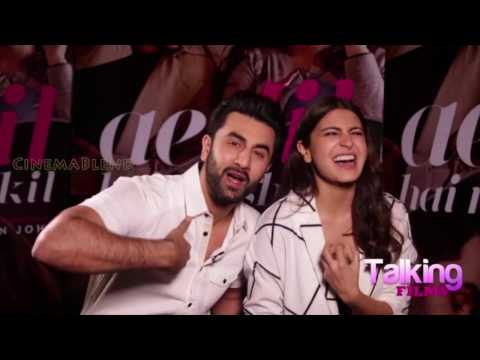 EXCLUSIVE VIDEO: Anushka Sharma Sings...