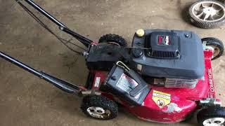 Toro Commercial Proline Mower-Craiglist Find