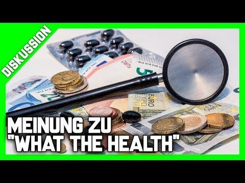 """🤔Meinung zum Film """"What the Health"""" Analyse 🍔Fleisch schädlich oder Propaganda?"""