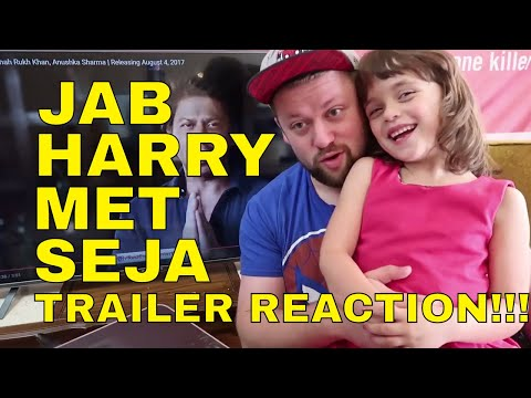 JAB HARRY MET SEJA Trailer Reaction!!!