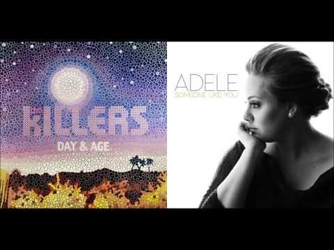Human Like You (Mashup) - The Killers & Adele