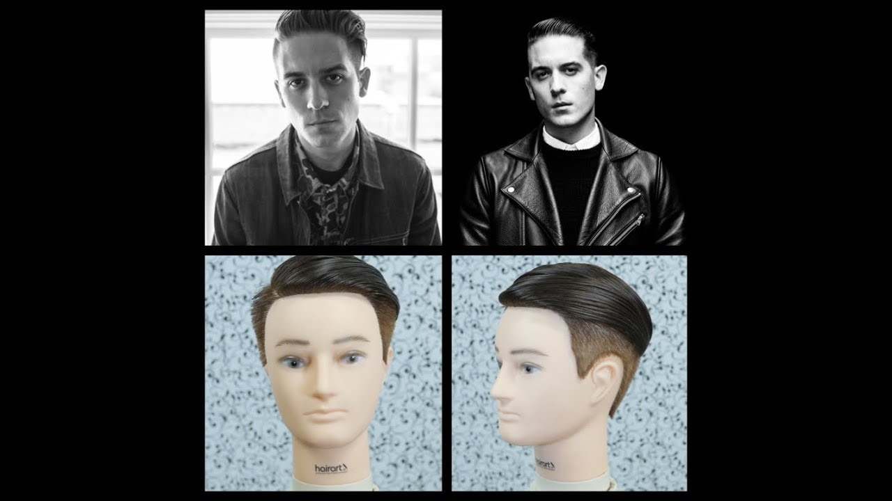 G Eazy Haircut Tutorial