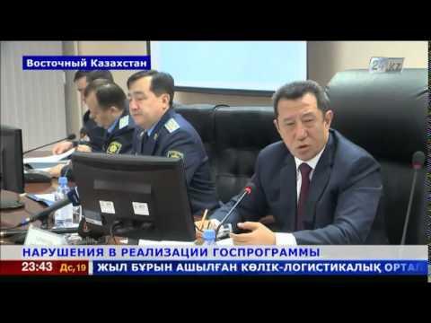 Программу «Агробизнес-2020» в Восточном Казахстане реализуют с нарушениями