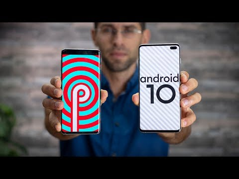 Android 10 on Galaxy S10 Plus: 10 New Features! (One UI 2.0)