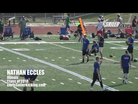 Nathan Eccles - Kicker