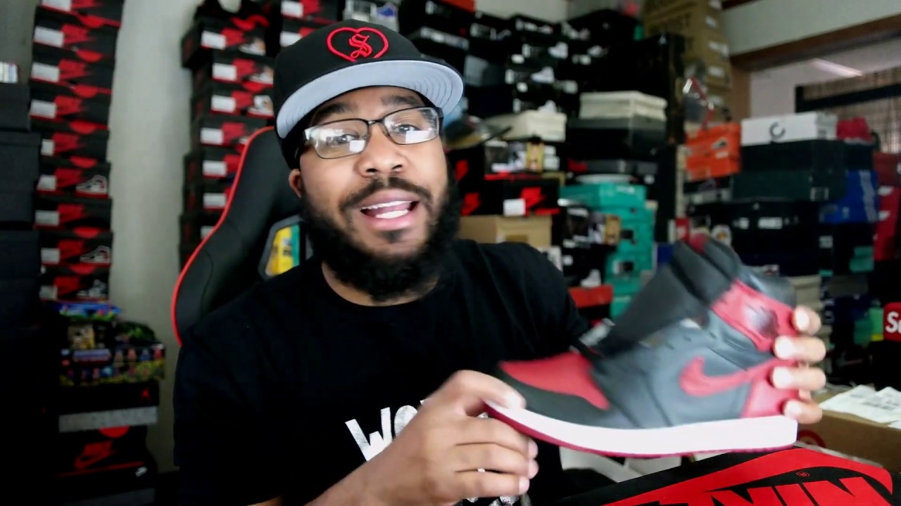 2622013f1a5 FIRST LOOK:: 1985 OG JORDAN BRED 1 (RETURNS NOV 29TH 2019) - YouTube