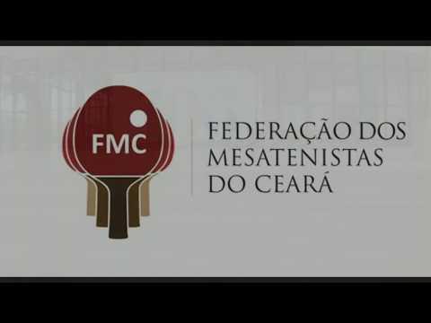 I Torneio Amador De Tênis De Mesa Do Ceará - 2019 | Melhores Momentos