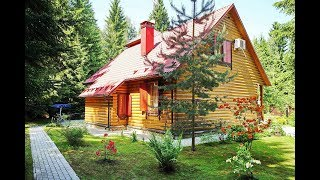 Отличная дача для круглогодичного проживания на лесном участке в поселке с озером Звезда-95