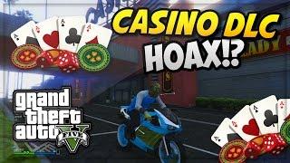 GTA 5 DLC Update CASINO OPENING Online HOAX! (GTA 5 Online Casino DLC Explained)