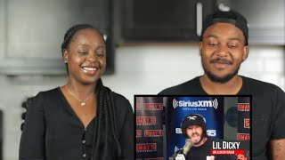 Lil Dicky Freestyle on Sway in The Morning | SWAY'S UNIVERSE (reaction)