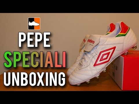 meet 7133d 006a8 Pepe Speciali Eternal Unboxing   Umbro EURO16 Football Boots - YouTube