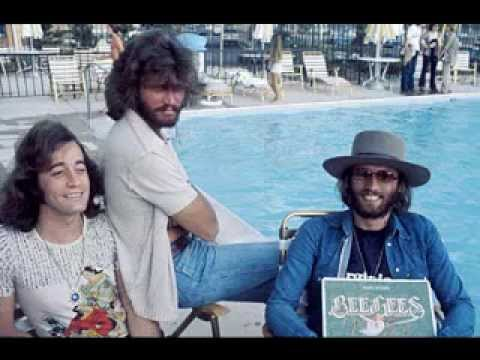 THE BEE GEES ~ LIVING EYES ~