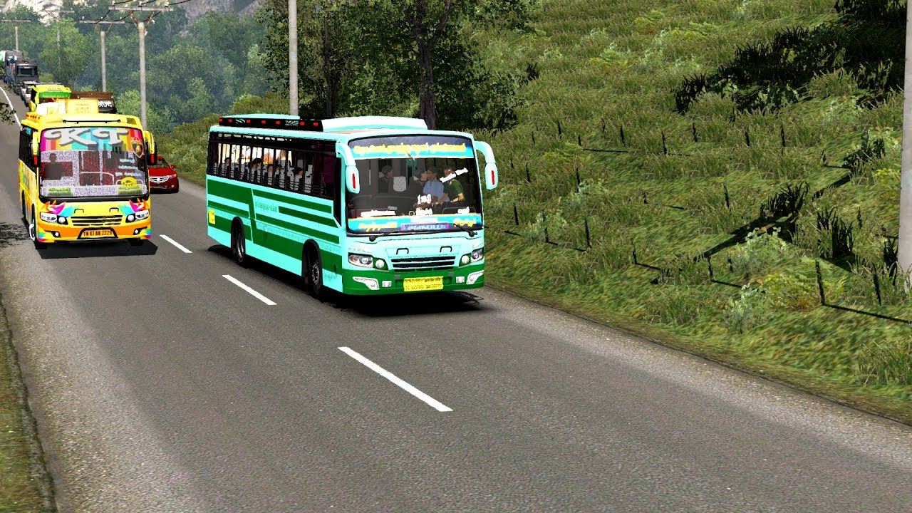 Setc Maruti Bus Game Download Highway Driving Euro Truck