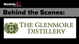 Automated Storage Warehouse Demo at Glenmore Distillery