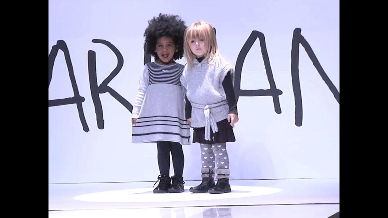 Armani Junior Fashion Show Pursuitist