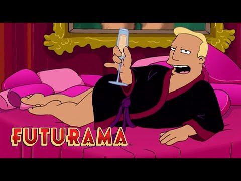 FUTURAMA   Season 1, Episode 4: Oh Captain, My Captain   SYFY