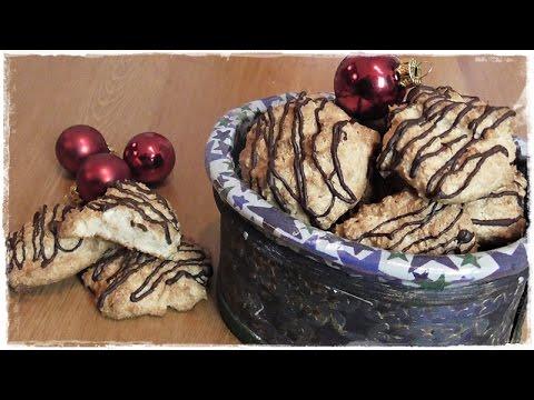 saftige kokosmakronen mit marzipan schnell einfach und gelingsicher glutenfrei youtube. Black Bedroom Furniture Sets. Home Design Ideas