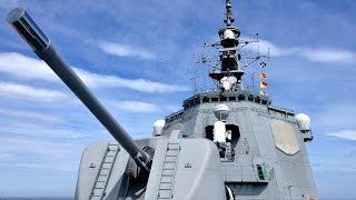 【ミサイル防衛の要】 海上自衛隊 イージス艦「みょうこう」 兵装解説 Japan Navy Kongo-class Aegis destroyer DDG-175 Myoko JMSDF