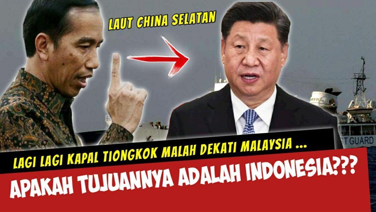 KAPAL SI SIPIT DEKATI MALAYSIA, APAKAH TUJUANNYA ADALAH ...