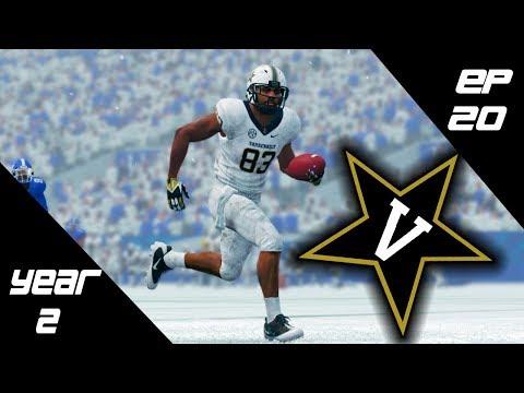 7 TDs For The BEST QB In The NATION!! | Vanderbilt Rebuild #20