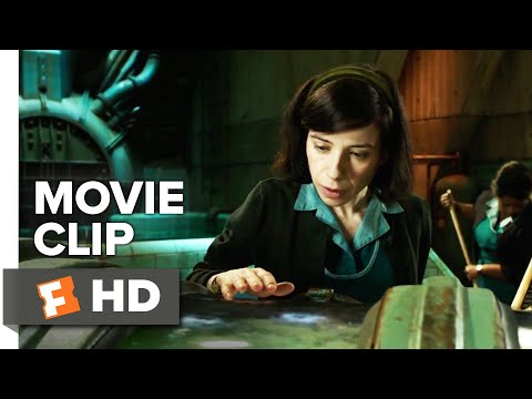 The Shape of Water Movie Clip - Lab Encounter (2017) | Movieclips Coming Soon