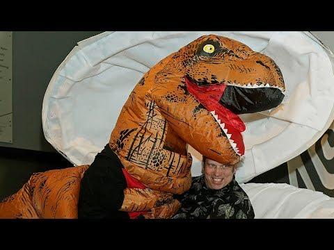 Prehistoric theme unveiled for 2018 Edmonton Fringe Festival