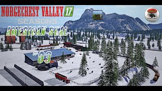 "[""fs17"", ""serie americana real"", ""#03"", ""Iniziamo"", ""sulla"", ""nuova mappa"", ""Norge Crest Valley"", ""Greg79"", ""Gaming autore grafica"", ""Sweet Insanity"", ""CD digitale"", ""serie"", ""test map"", ""farming Simulator"", ""farming simulator 17"", ""aggiornamenti"", ""games"