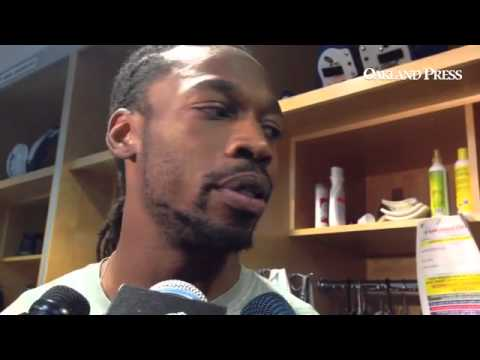 VIDEO: #Lions Rashean Mathis on his 1st opening game and openers in general.