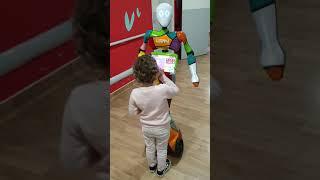 HAPPY - Robot compagnon de soin