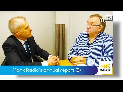 Manx Radio's annual report (2)