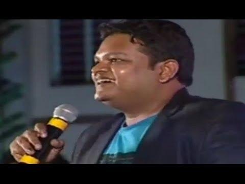 ghibran-thanking-the-entire-crew-of-run-raja-run-@-audio-launch---sharwanand,-seerat-kapoor