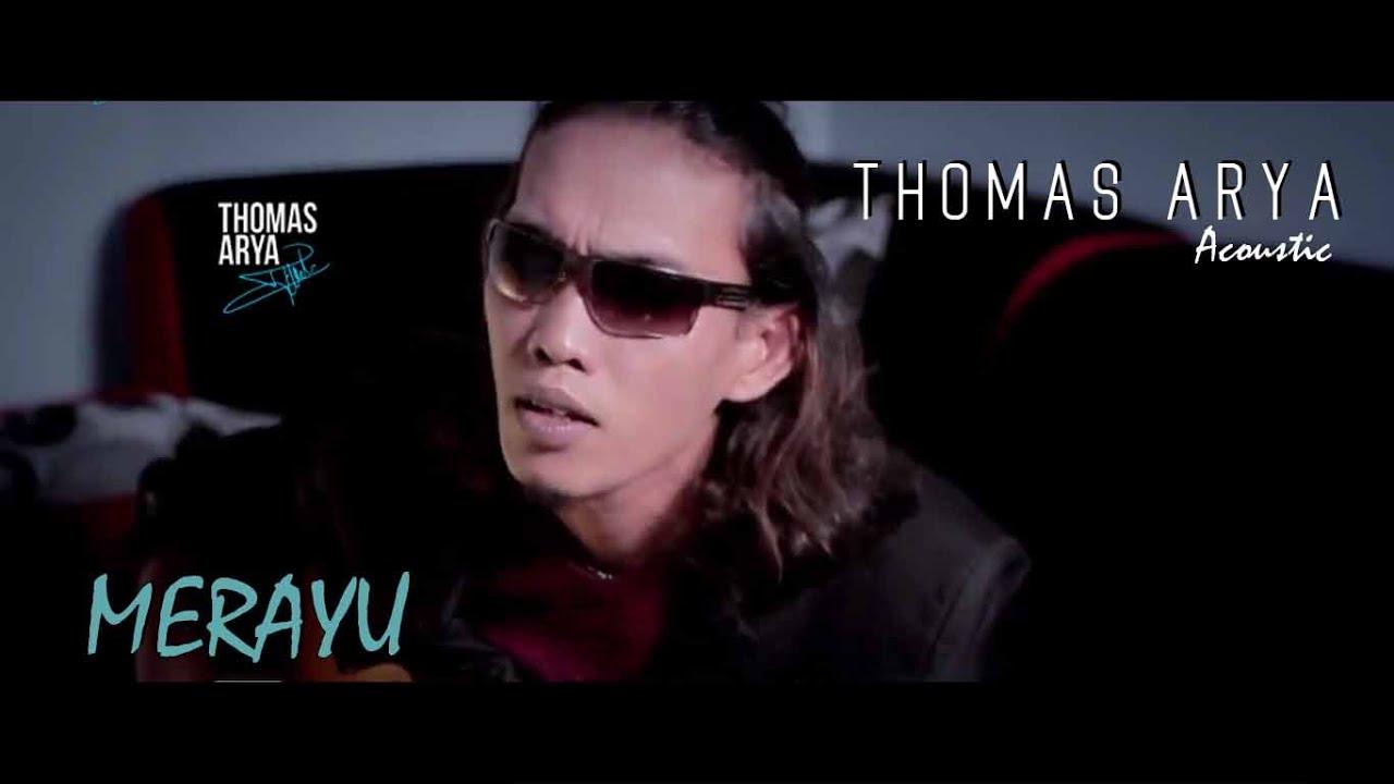 Thomas Arya - Merayu (Acoustic)