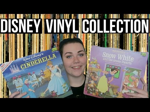 Disney Record Collection | Music With Syd