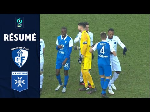Grenoble Auxerre Goals And Highlights