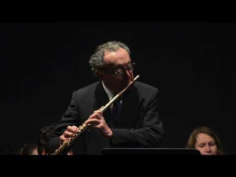 J. S. Bach: Badinerie, Maxence Larrieu flute