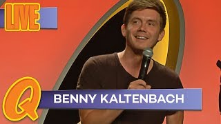 Benny Kaltenbach: Ich hab Angst ums Überleben!   Quatsch Comedy LIVE