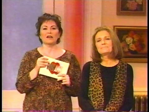 Roseanne interviews Gloria Steinem (1998)