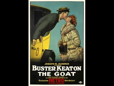 Watch Movies Free : The Goat (1921) Silent Comedy Classic starring Buster Keaton