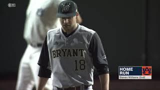 Auburn Baseball vs Bryant Game 1 Highlights