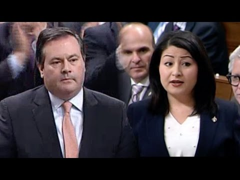 "WATCH: Jason Kenney grills Minister Monsef on Liberal attempts to ""rig the system"""